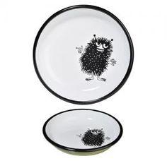 Moomin Enamel Plate/Stinky Retro