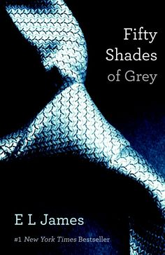 Fifty Shades of Grey... actually loved these books. Just finished the third one today! 29/6/12