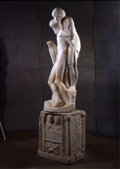 Pietà Rondanini, Milano, Raccolte d'Arte Antica-Museo d'Arte Antica e Pinacoteca del Castello
