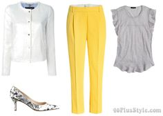 How to wear summer brights in a chic way   40plusstyle.com