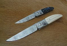 Grail Knife: Des Horn Small Ball Lock Knife - Page 2 - South African Knives - Edge Matters Knife Discussion Forum