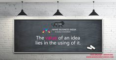 Start Your business in Make Business India