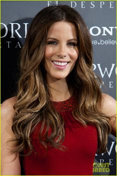 kate beckinsale underworld awakening madrid photocall 04