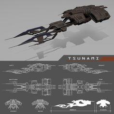 Tsunami by ~machinefire on deviantART