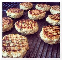 Recipe of the Week - Thai Chicken Rissoles Meat Recipes, Paleo Recipes, Asian Recipes, Low Carb Recipes, Chicken Recipes, Chicken Rissoles, Thai Chicken, Restaurant Recipes, Fitness Nutrition