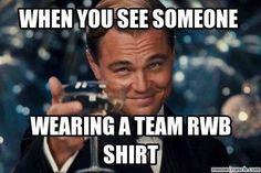 Team RedWhite&Blue rocks!