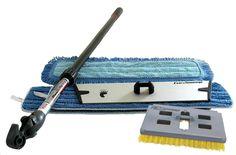 TG8 Fiberglass Dust Mop Handle for Dust Mops (6 Pack