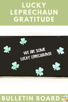 Lucky Leprechauns Gratitude Discussion Cards and Activity Pack - St.