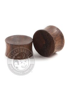 """Description What is it? Great for your ears and easy on the nose, wood plugs are always a great idea. Try not to wear them in water, and make sure you keep them away from fire. Product Details What is it made of? Material: Wood Plug Size: 8g-1"""" Wearable Area: 8.8mm *Please note that these measurements are based on averages* Class: Wood Color: Brown / Dark Brown Wood Plugs, Plugs Earrings, Tunnels And Plugs, Stretched Ears, Concave, Wood Colors, Body Jewelry, Dark Brown, Clay"""