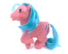 G1 My Little Pony Firefly GORGEOUS Original 1983 Vintage MLP