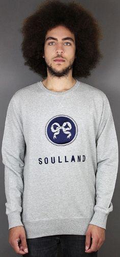 0d8c095095fa  SALE Soulland TAKEN Sweatshirt