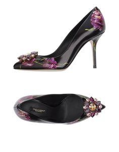 Dolce & Gabbana Pumps Damen - Pumps Dolce & Gabbana auf YOOX - 11159161BO