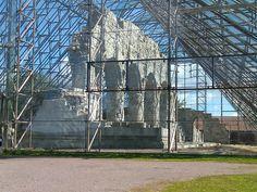Cathedral (Ruins)  : Hedmark Museum, Hamar Norway | Sverre Fehn | Photo : Xlinx