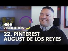 #22: Pinterest Head of Design, August De Los Reyes, on ending disability through better design - YouTube
