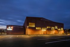 Gallery of The FORUM Associative / Manuelle Gautrand Architecture - 9