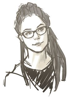 Fan Art ... Cosima (Orphan Black)