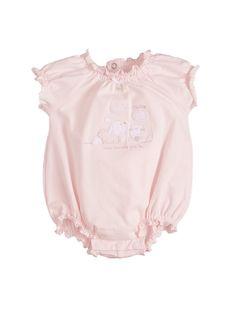 Jasnoróżowe body z krótkim rękawkiem Chicco Baby 65 PLN #sale #limango #kids #moda #dzieci