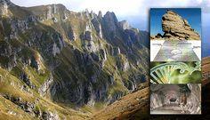 Desde relatos acerca de la antigua presencia de gigantes viviendo entre sus estructuras, hasta l...