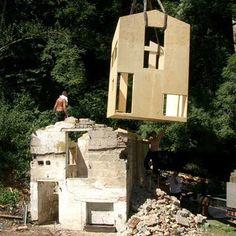 FNP Architekten, S(ch)austall, 2005