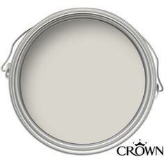 Crown Breatheasy Smoked Glass - Matt Standard Emulsion - main walls