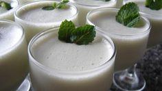 Refresco de Hortelã-Pimenta - Vamos experimentar um refresco mega saudável? Saudável e delicioso... Prepare e... Não se vai arrepender!