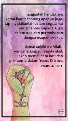 Jesus Wallpaper, Self Reminder, Diy Gifts For Boyfriend, Quotes Indonesia, Bible Verses Quotes, Doa, Healthy Mind, Music Bands, Great Quotes