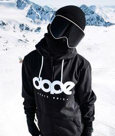 2c3d9915af Dope Standard DO Snowboard Jacket Black