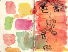 Sketchbook. Self Branding, Farm Animals, Illustration, Projects, Pork, Blue Prints, Character Illustration