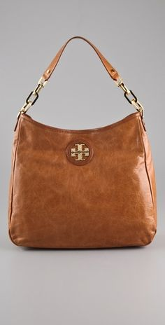 Tory Burch hobo... Love Tory Burch and one day I will be able to afford her