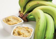 O mistério por trás da batata doce e da biomassa de banana verde