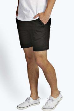 Shorter Length Shorts black