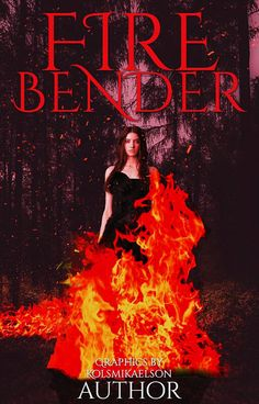 fire bender graphics by natalia