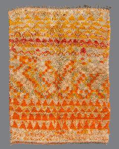 Chiadma . CA06 . Vintage Moroccan Carpets + Wares // Breuckelen Berber