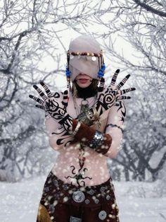 Guild Wars Ritualist cosplay
