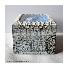 Decorative Boxes, Home Decor, Small Shops, Wooden Crates, Packaging, Decoration Home, Room Decor, Interior Decorating