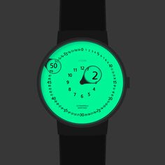 I want this watch. I think I would actually not loose it..