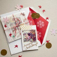 Confetti Christmas Cards
