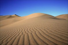 Eureka Dunes, Death Valley National Park, Calif - Gary Koutsoubis/Getty Images