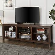 Tv Stand Tv Cabinet Bjs Wholesale Club Living Room Tv Stand