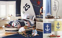 cuarto del bebe marinero - Buscar con Google