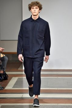 1205 Fall/Winter 2016/17 - London Collections: MEN - Male Fashion Trends
