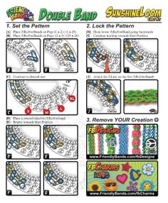 Sunshine Loom Instructions - Page 2