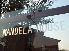 Mandela House, in Vilakazi street, Soweto Africa Travel, Footprint, Four Seasons, South Africa, African, Neon Signs, Street, World, Winter