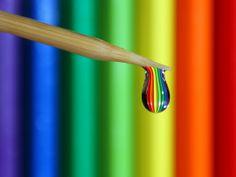 Rainbow-on-a-Stick - photo by Domiriel.