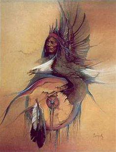 native american hummingbird spirit guide | via antonio luis