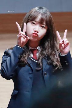 Yoojung South Korean Girls, Korean Girl Groups, Kim Doyeon, Choi Yoojung, Your Girlfriends, Wonwoo, Girl Face, Kpop Groups, K Idols