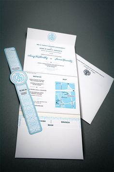 233 best the most unique wedding invitations images on pinterest amy and jamie wedding invitation print design inspiration stopboris Gallery