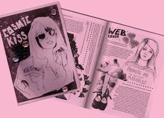 Cosmic Kiss Zine