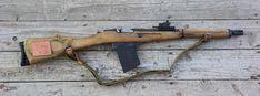 Decked out Mosin-Nagant. Weapons Guns, Guns And Ammo, Scout Rifle, Battle Rifle, Hunting Rifles, Cool Guns, War Machine, Shotgun, Firearms