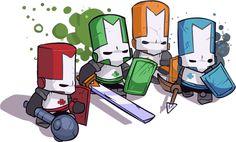 Source : http://jeuxvideo-stream.com/wp-content/uploads/2012/12/cheva.png Du jeu : http://www.castlecrashers.com/